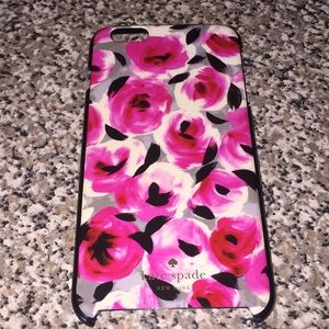 Kate spade snap on for I phone